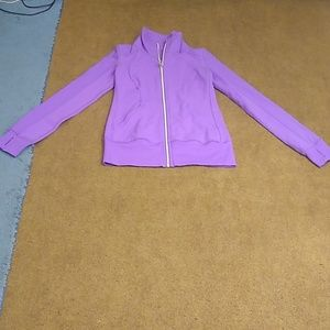 Lululemon Athletics Purple Jacket